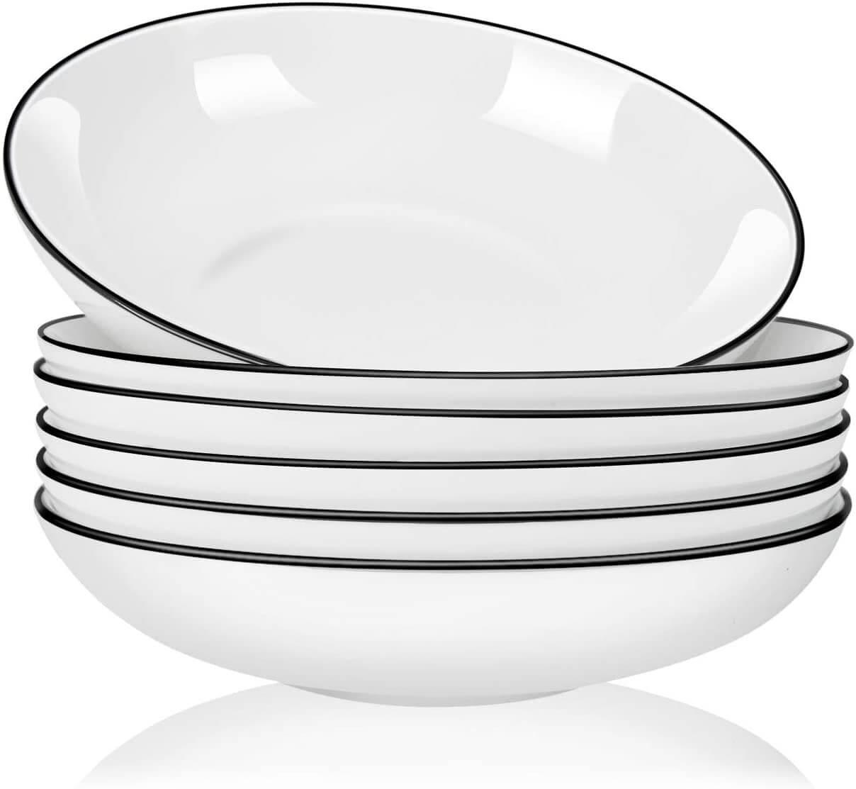 AnBnCn Salad Soup 3-Pack Pasta Bowl