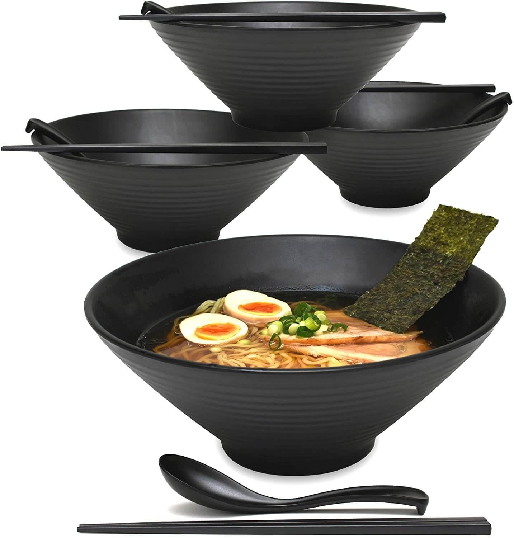 Apex S.K. Large Japanese Ramen Noodle Soup Bowl