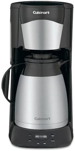 Cuisinart DTC-975BKN Programmable Automatic Brew & Serve 12-Cup Thermal Coffee Maker