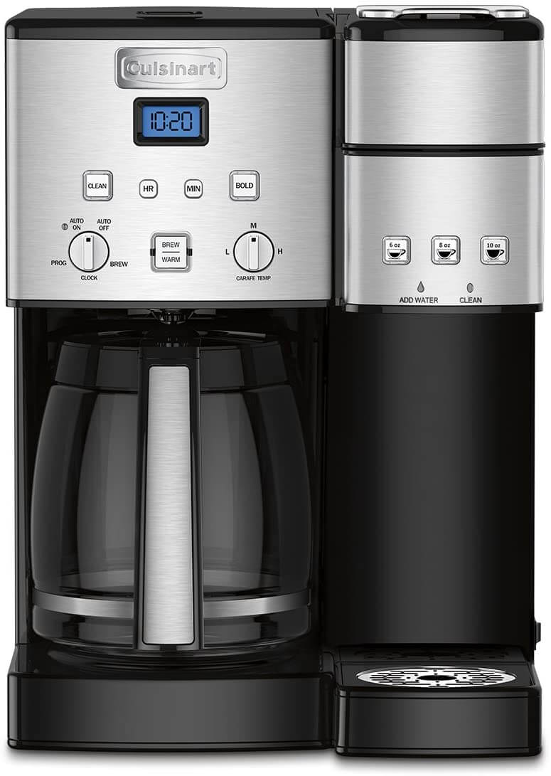 Cuisinart SS-15P1 Coffee Center Coffee Maker and Single-Serve Brewer