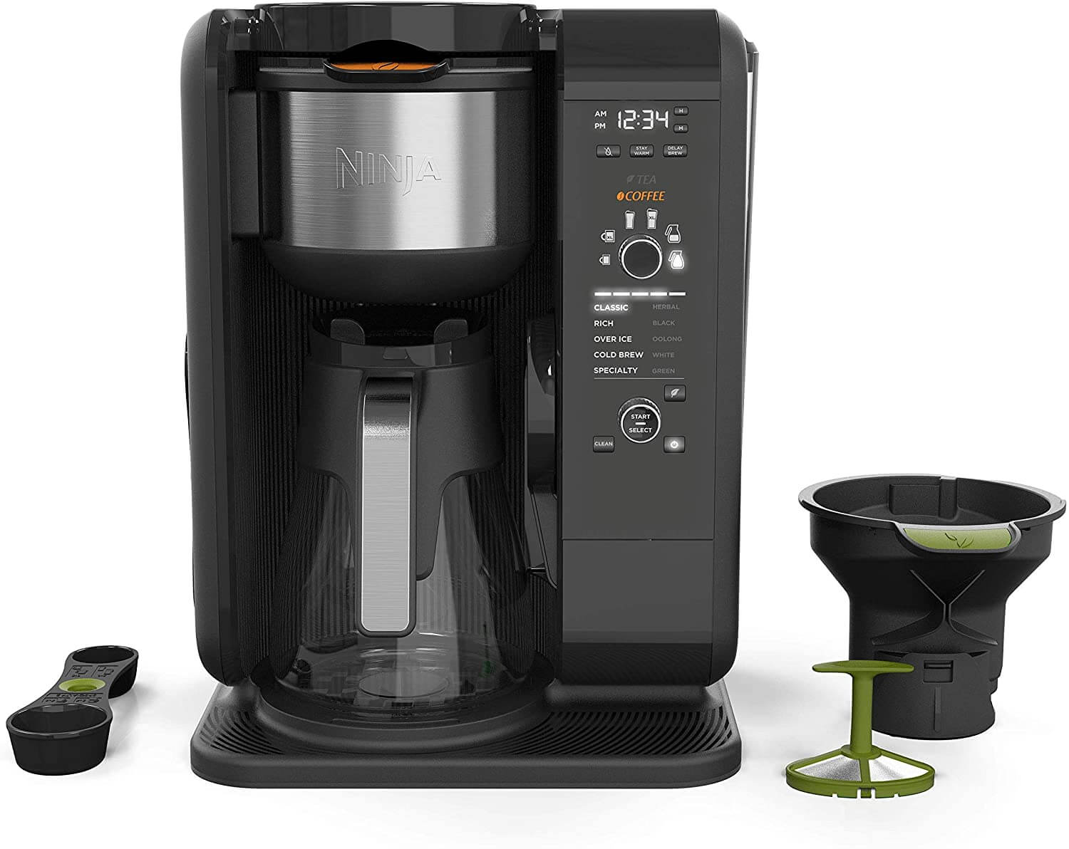 Ninja Hot and Cold CP301 Renewed Brewer System