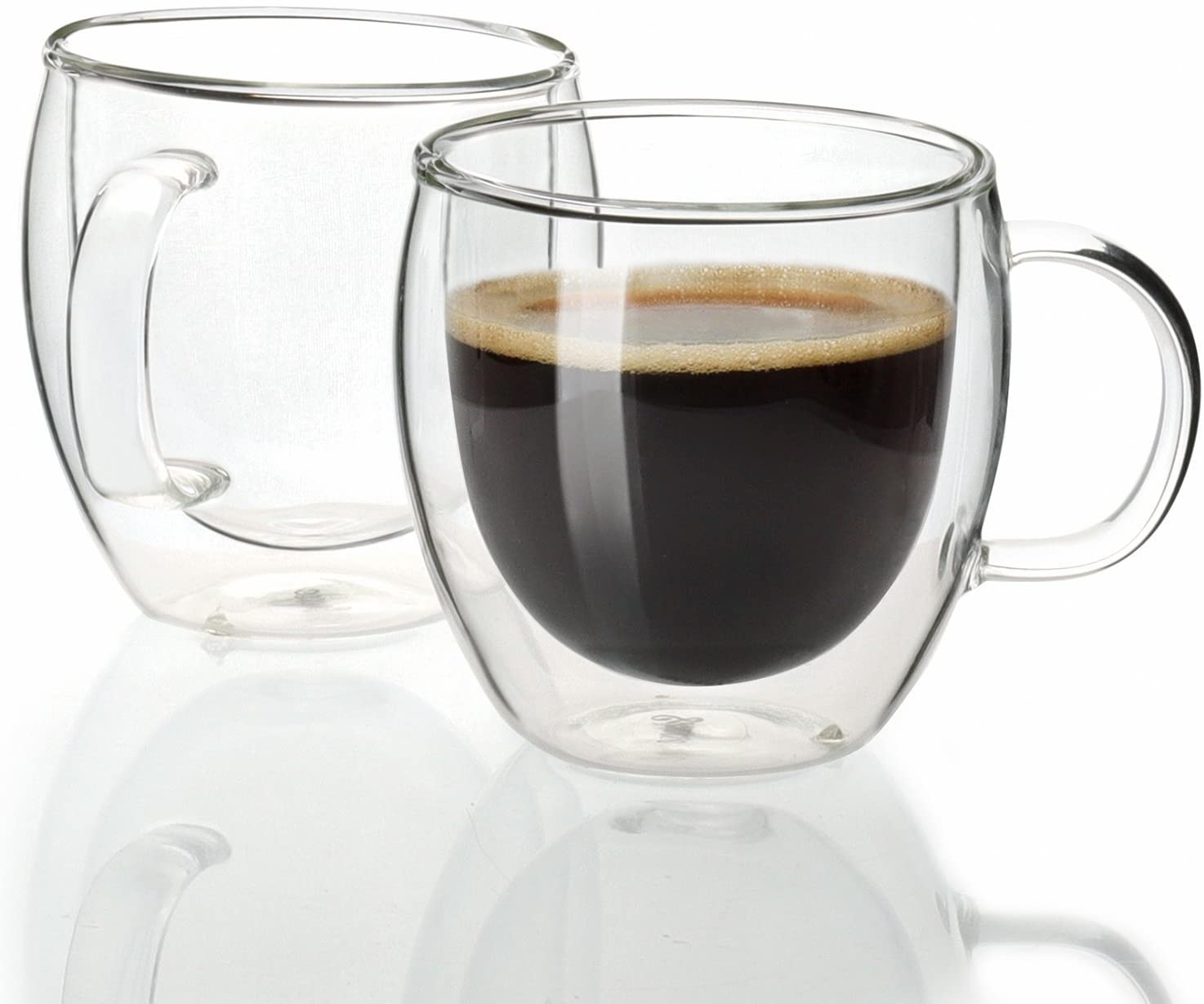 Sweese 412.101 Double-Wall Insulated Espresso Cups