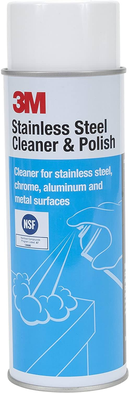 3M Stainless Steel Cleaner & Polish