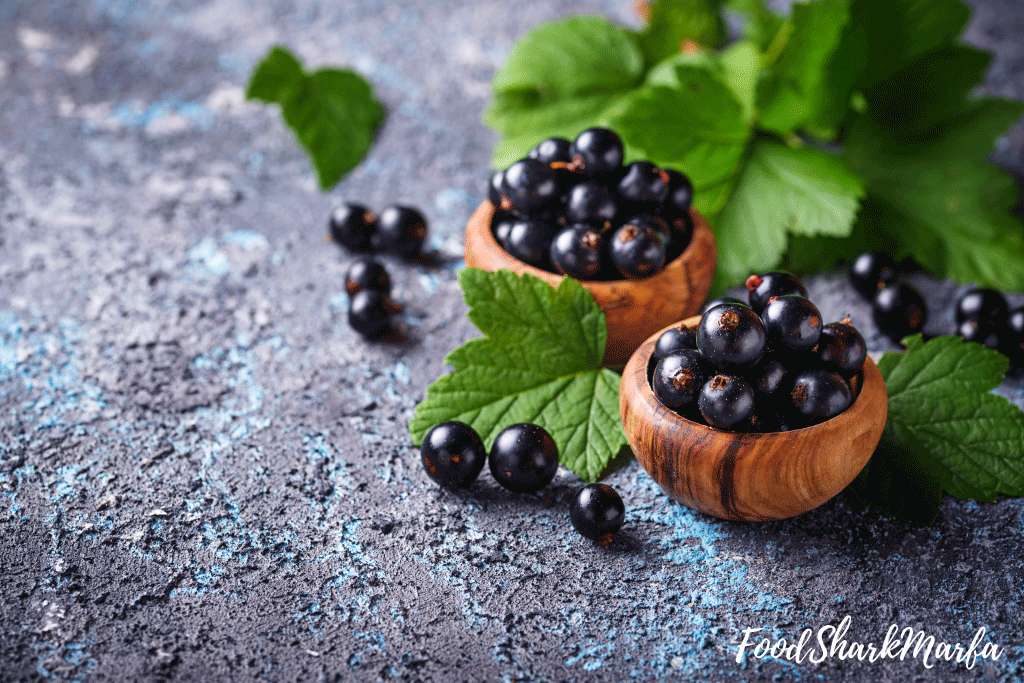 Blackcurrants can be an acquired taste for some