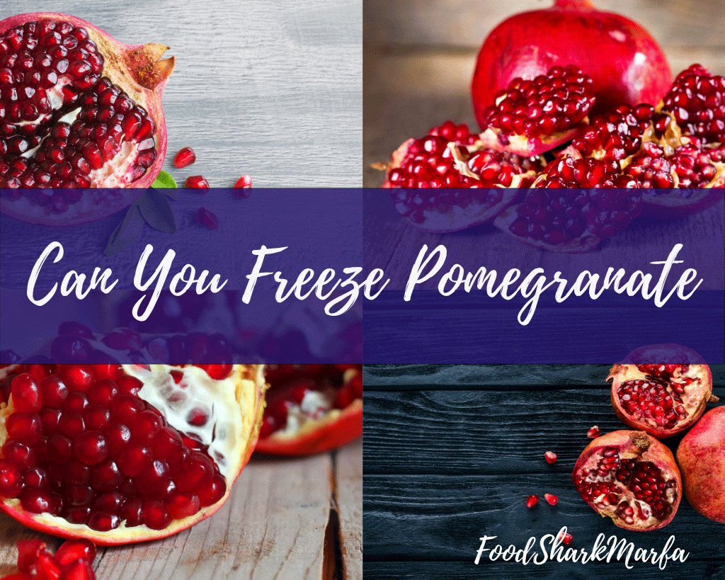 Can You Freeze Pomegranate Seeds