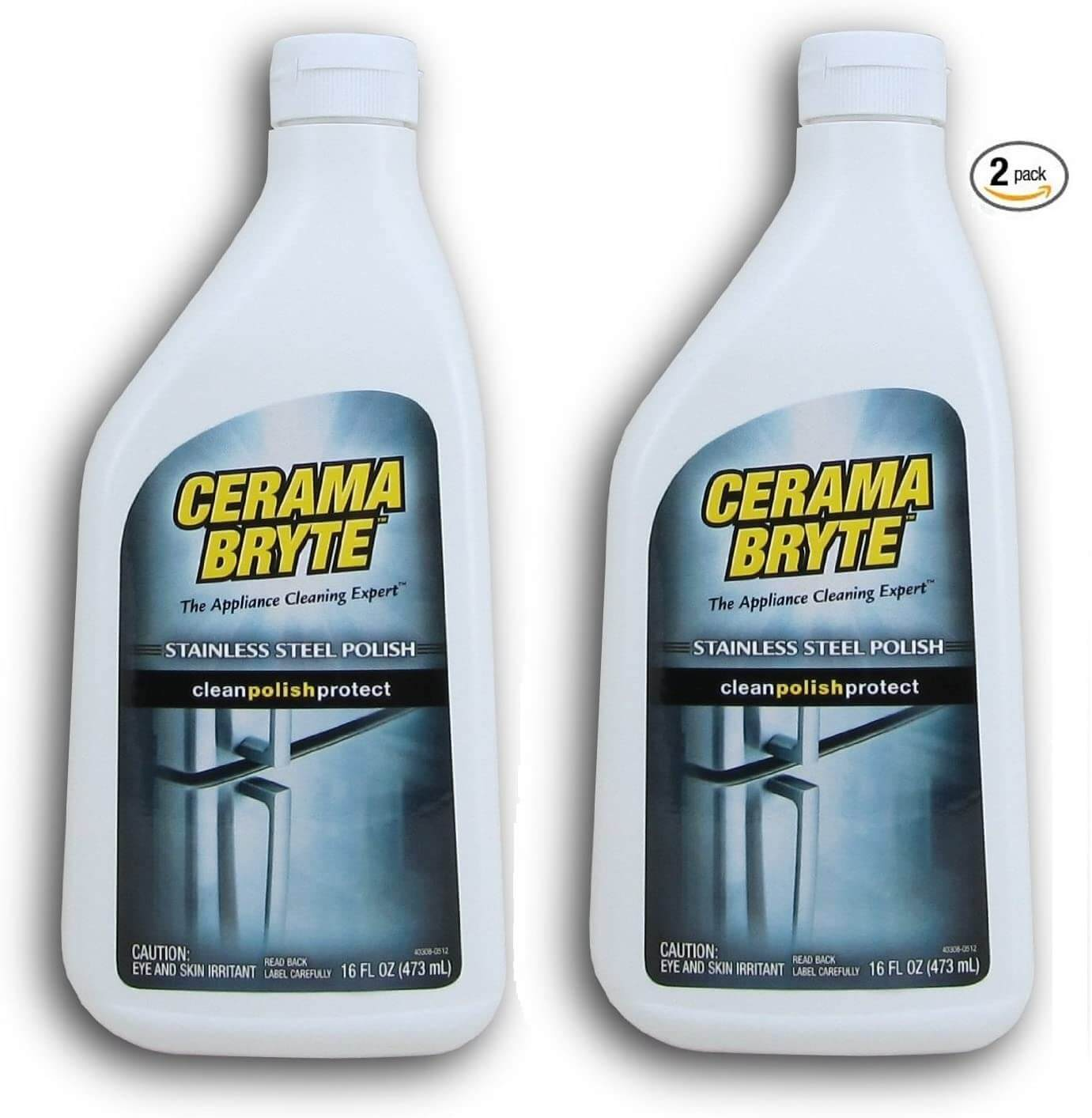 Cerama Bryte Stainless Steel Cleaning Polish