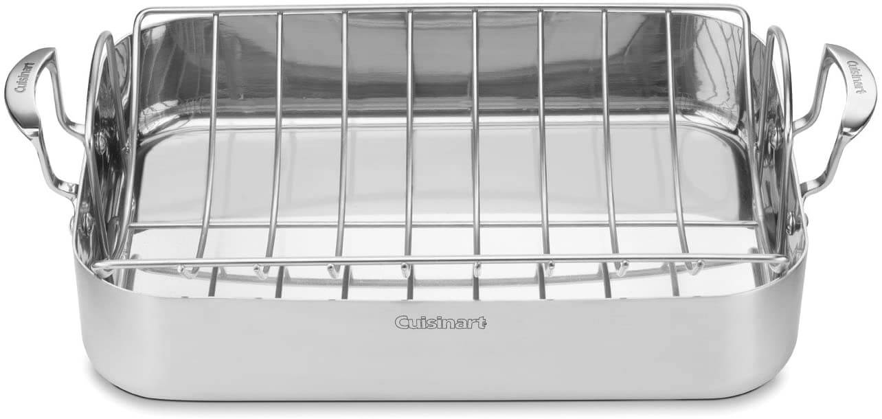 Cuisinart MCP117-16BR MultiClad Pro Roaster with Rack