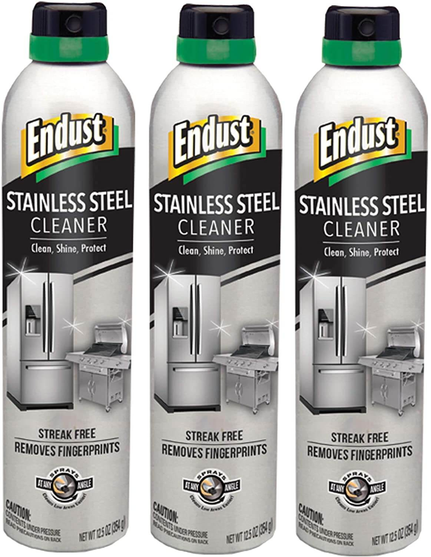 Endust Stainless Steel Cleaner
