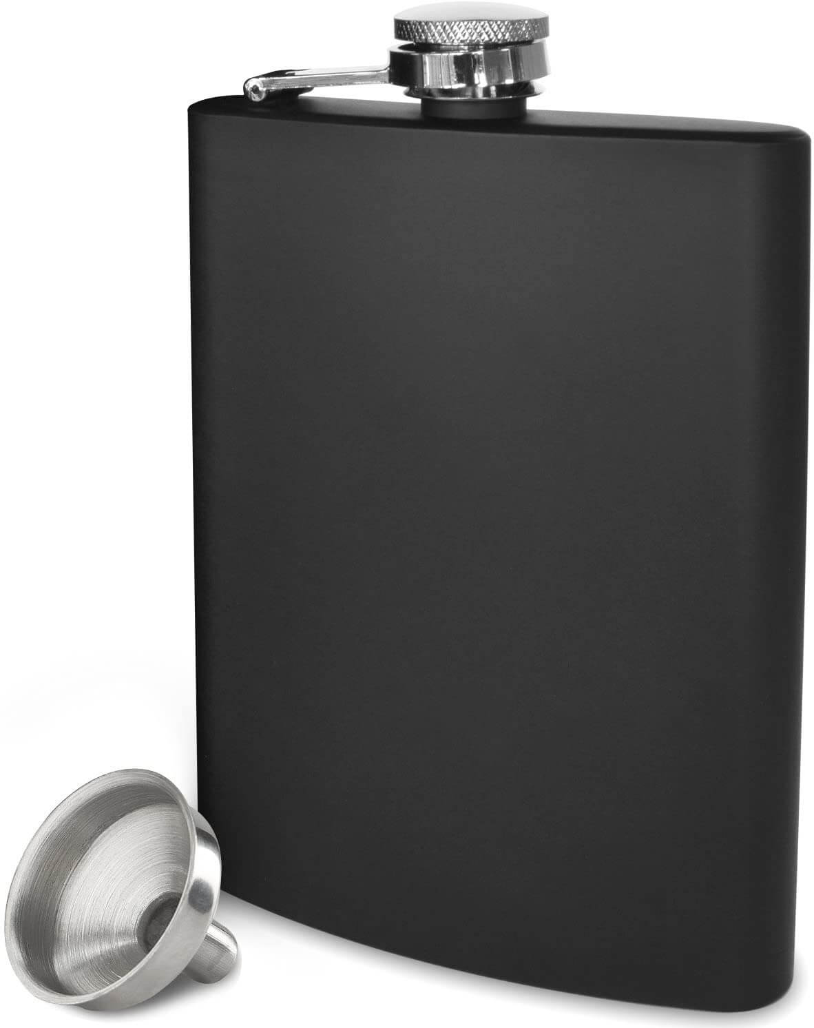 Future Hydrate Premium Leakproof Stainless Steel Hip Flask