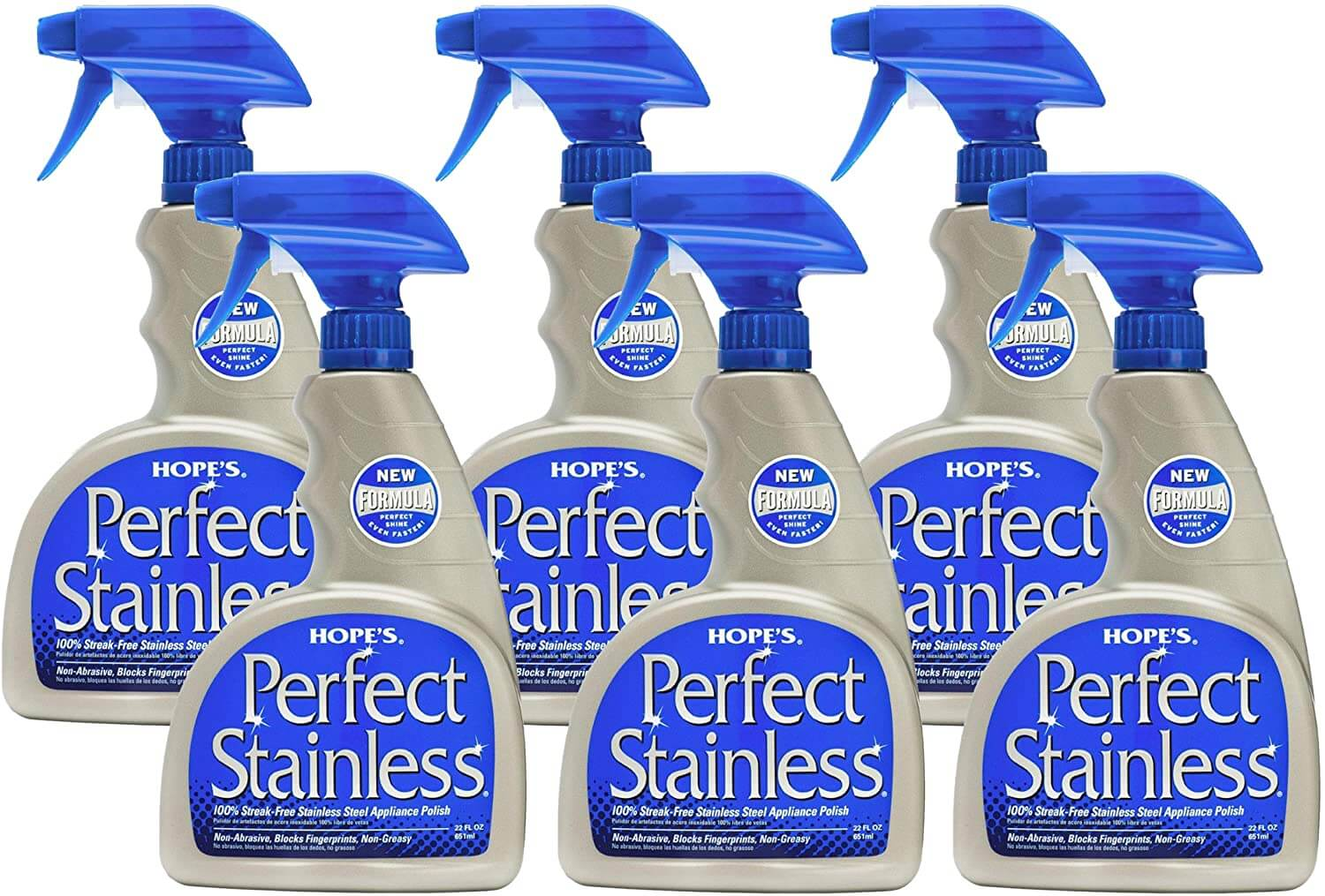 Hope's Perfect Stainless Steel Cleaner