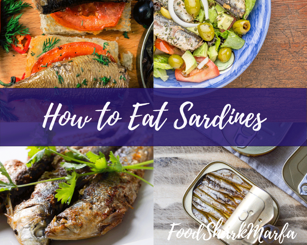 How to Eat Sardines