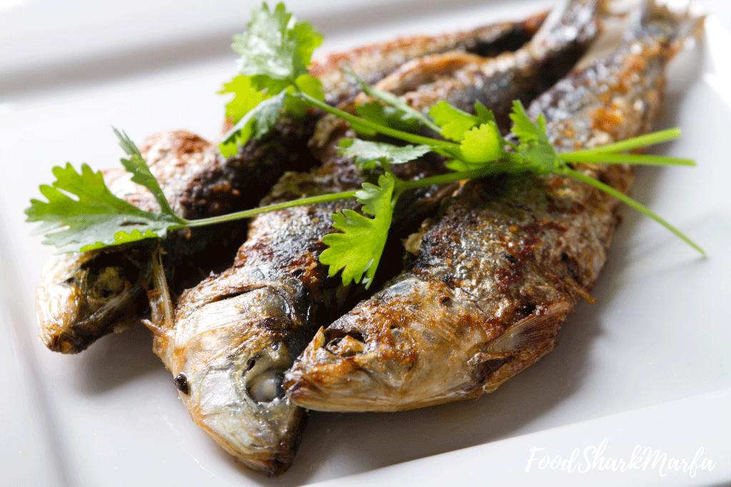 Pan-Fried-Sardines