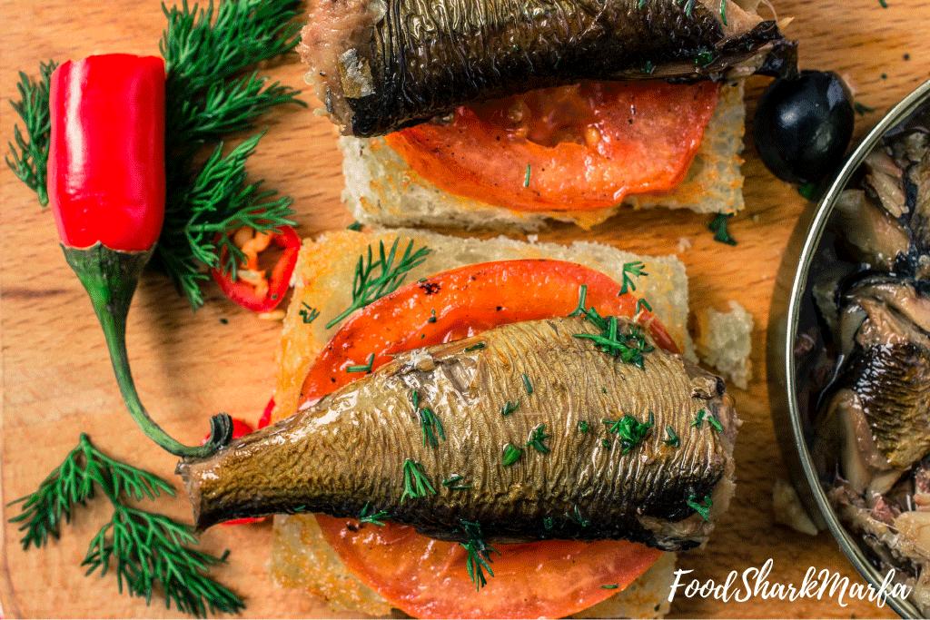 Sardines-on-Toast