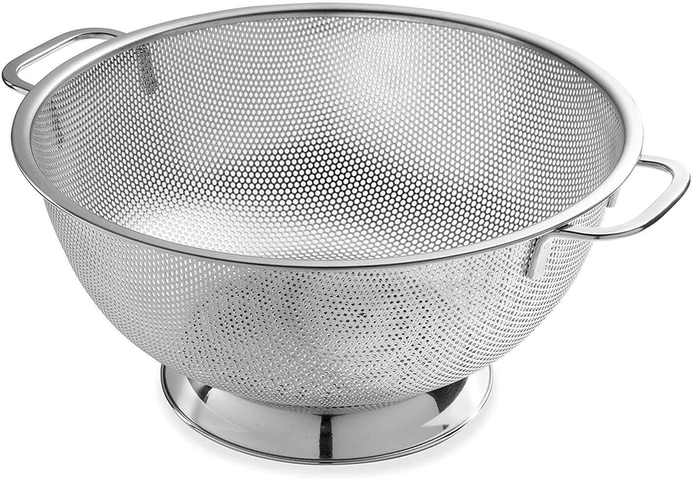 Bellemain Micro-perforated Stainless Steel Colander