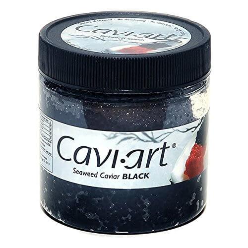 Caviart Award-Wining Vegan Caviar
