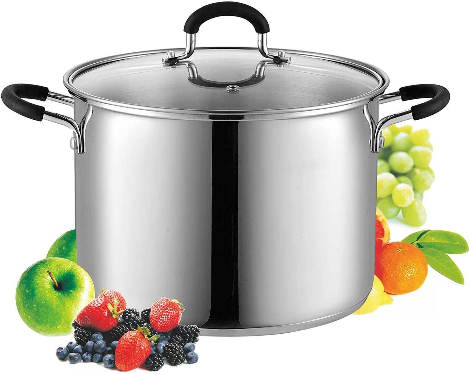 Cook N Home Quart Stockpot