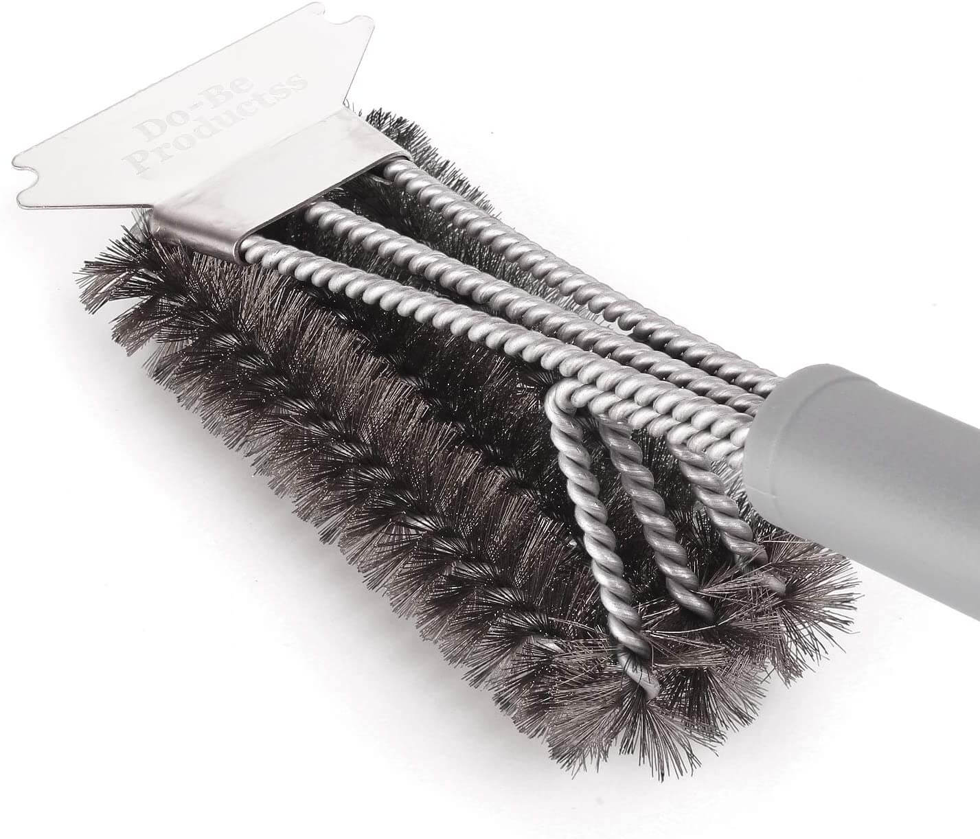 Do-Be Products Best Cleaning Grill Brush