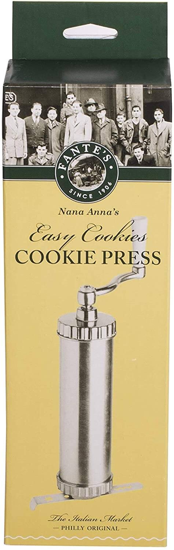 Fante's 12007 Easy Cookie Press