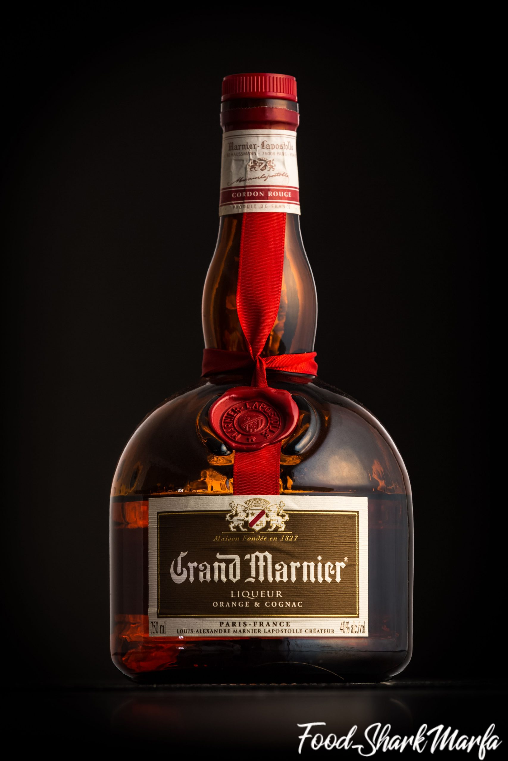Substitute 1: Grand Marnier