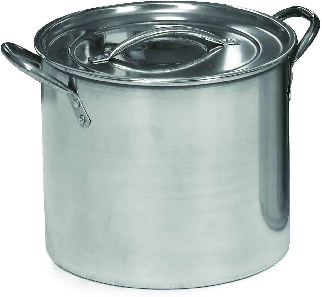 IMUSA USA L300-40314 Stainless Steel Stock Pot
