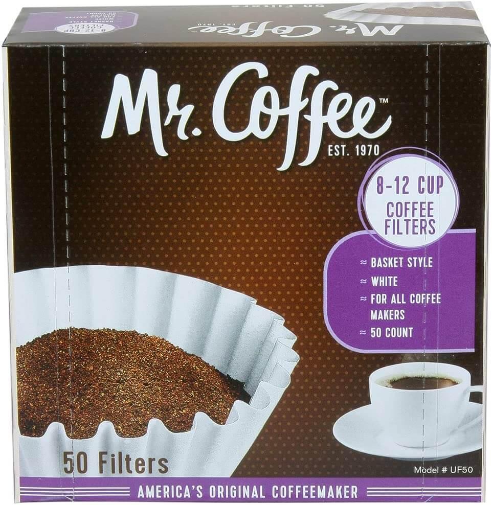 Mr. Coffee Basket Coffee Filters