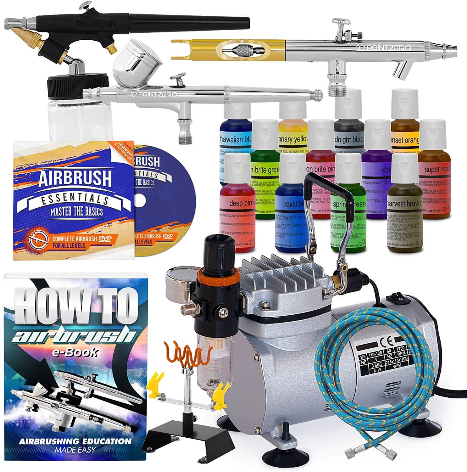 The 9 Best Airbrushes for Cake Decorating in 2020 | Food ...