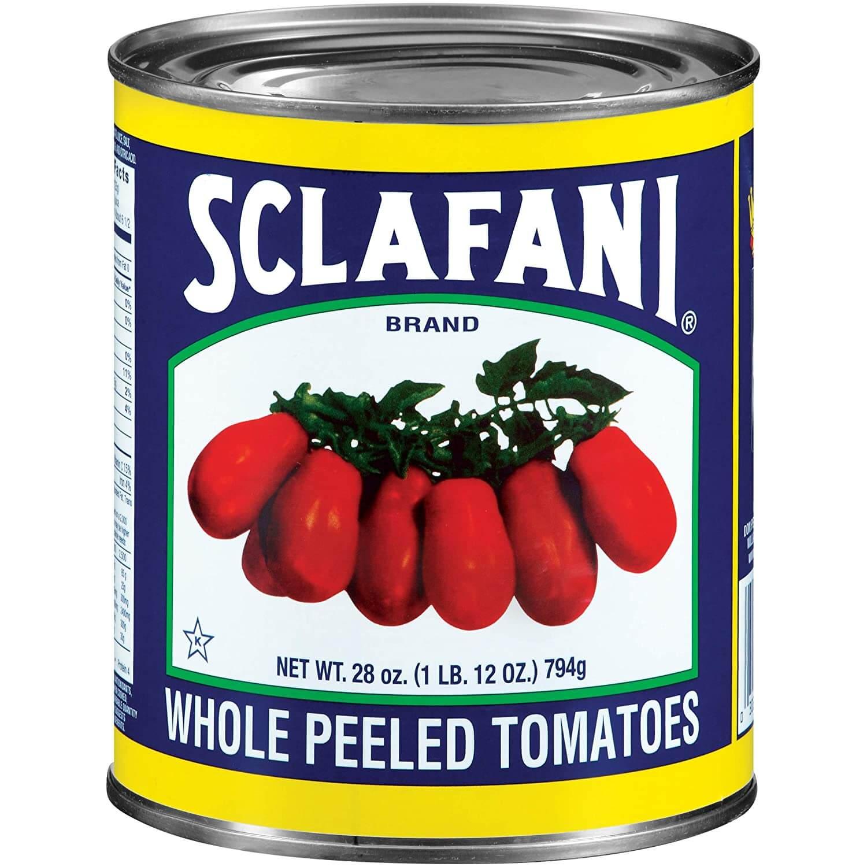Scalafani Whole Peeled Tomatoes