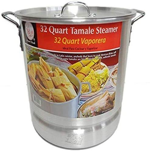 Smart Cook 32 Qt Tamale Steamer