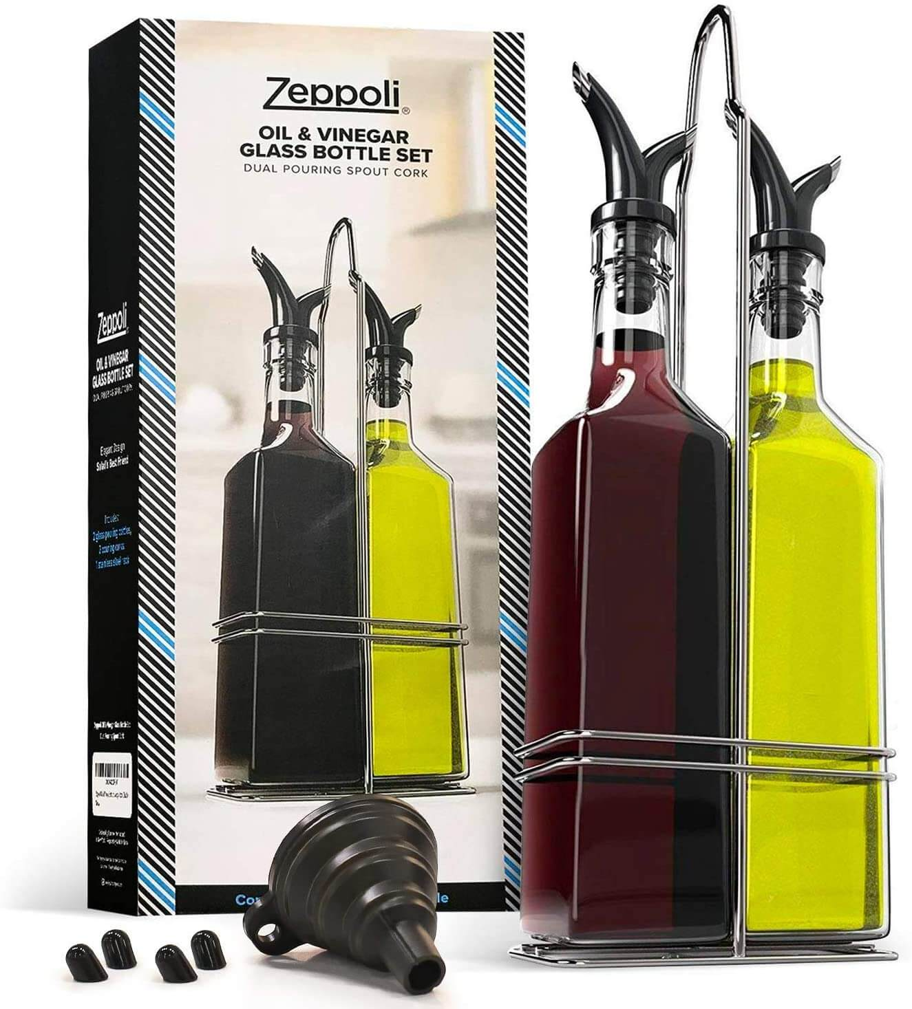 The 5 Best Olive Oil Dispensers to Add to Your Kitchen  Food