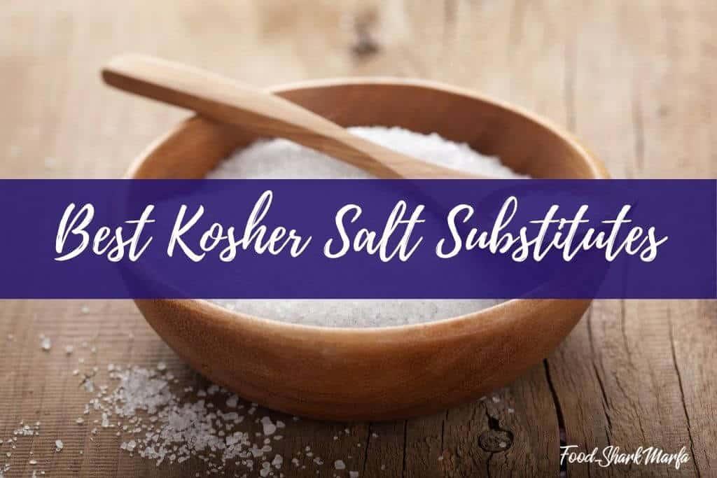Best Kosher Salt Substitutes