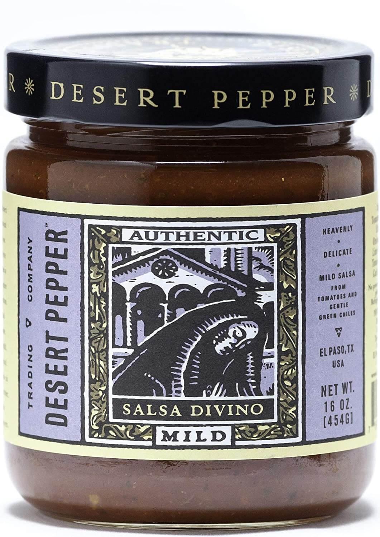 Desert Pepper Trading Company Salsa Divino