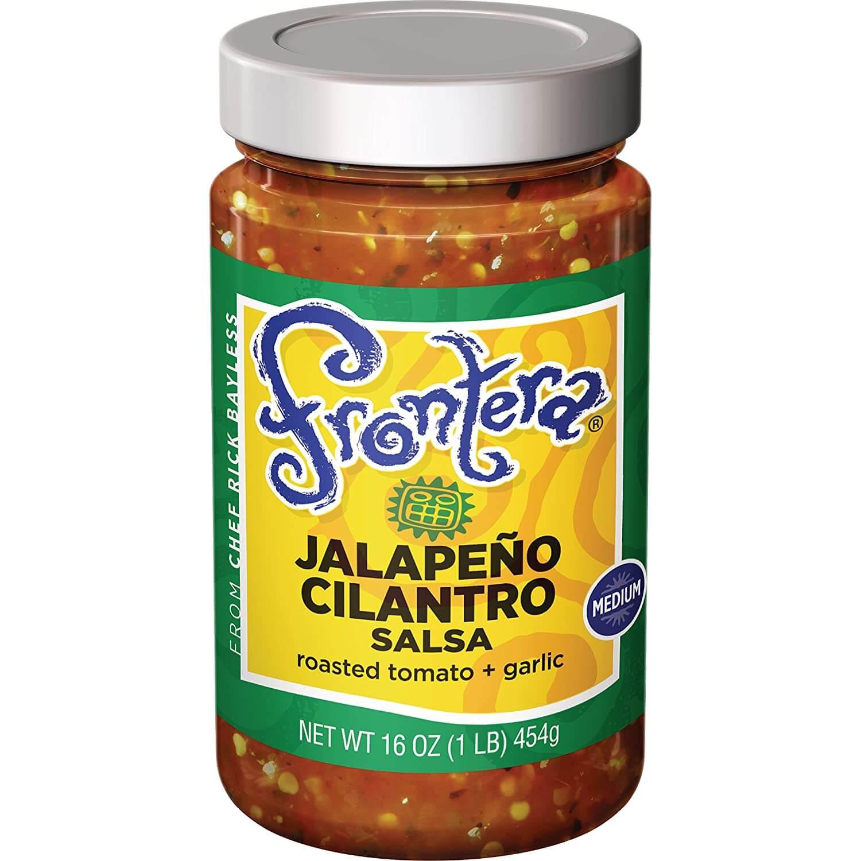 Frontera Gourmet Mexican Jalapeno Cilantro Salsa