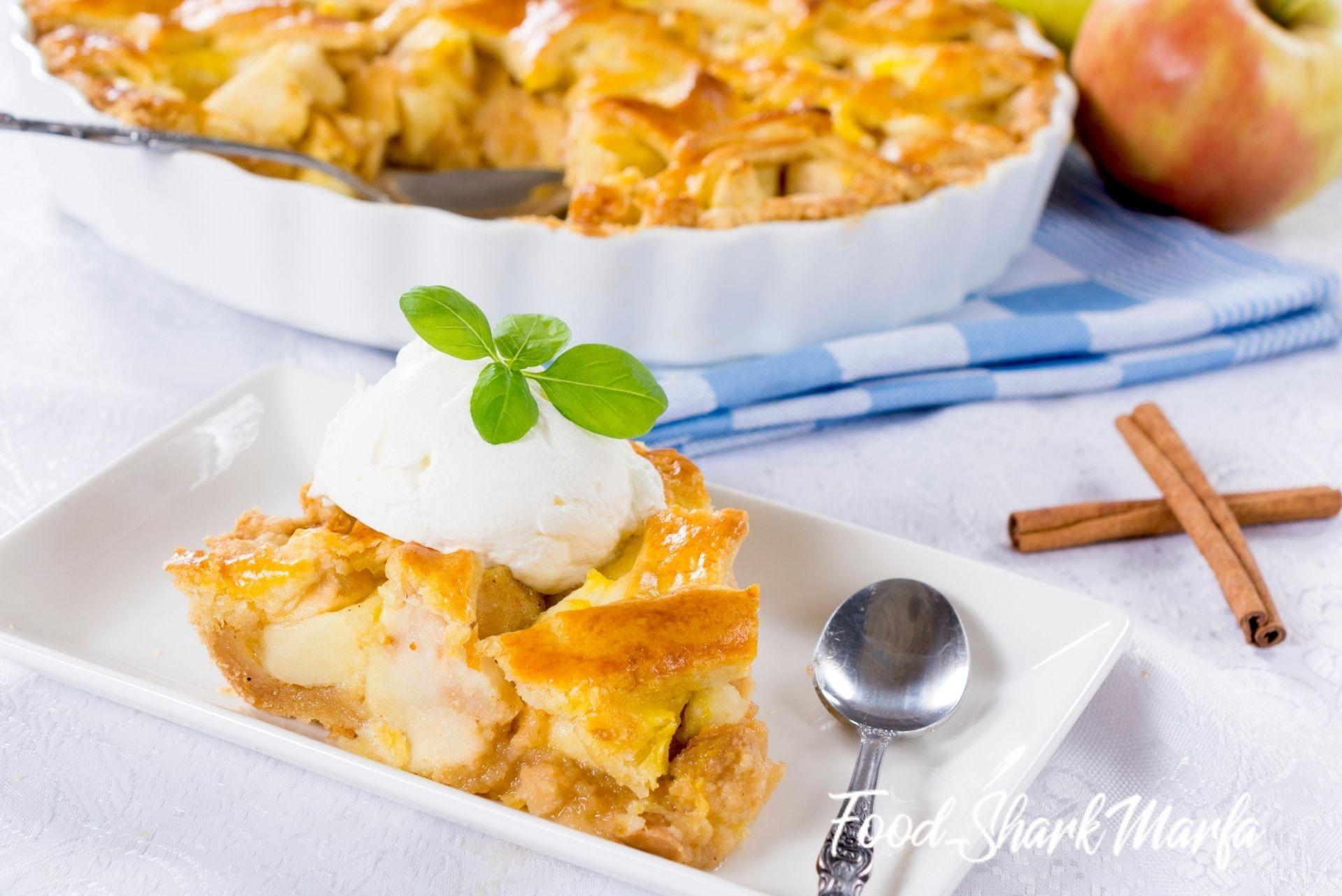 Taty apple pie