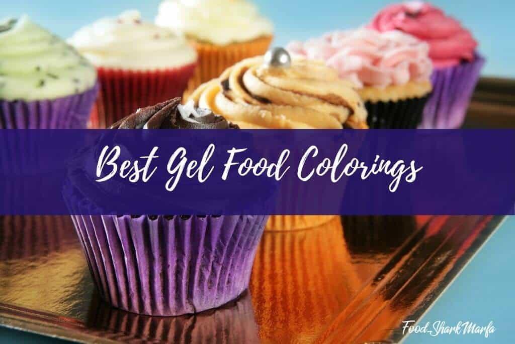 Best Gel Food Colorings