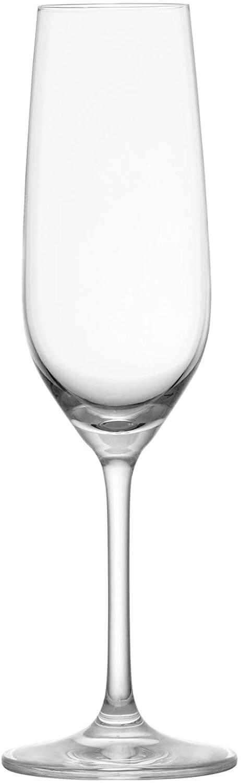 Schott Zwiesel Tritan Crystal Glass Forte Stemware Champagne Flute
