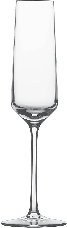 Schott Zwiesel Tritan Crystal Glass Pure Stemware Champagne Flute