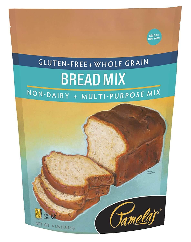 Pamela's Products Gluten-free Bread Mix
