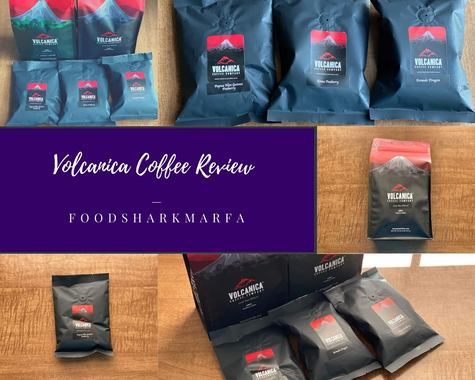 Volcanica Coffee Review